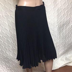 Liz Claiborne Black Skirt Size 12